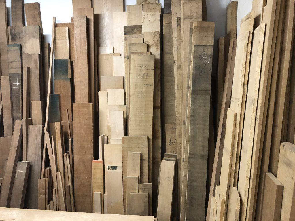 工房 木材