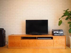 テレビボード チェリー
