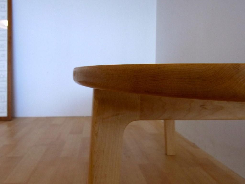ローテーブル メープル