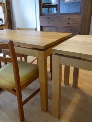 テーブル ナラ