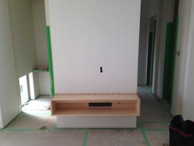 メイプル テレビボード