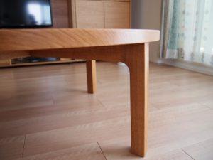 丸テーブル 座卓