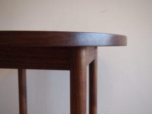 ウォールナット サイドテーブル