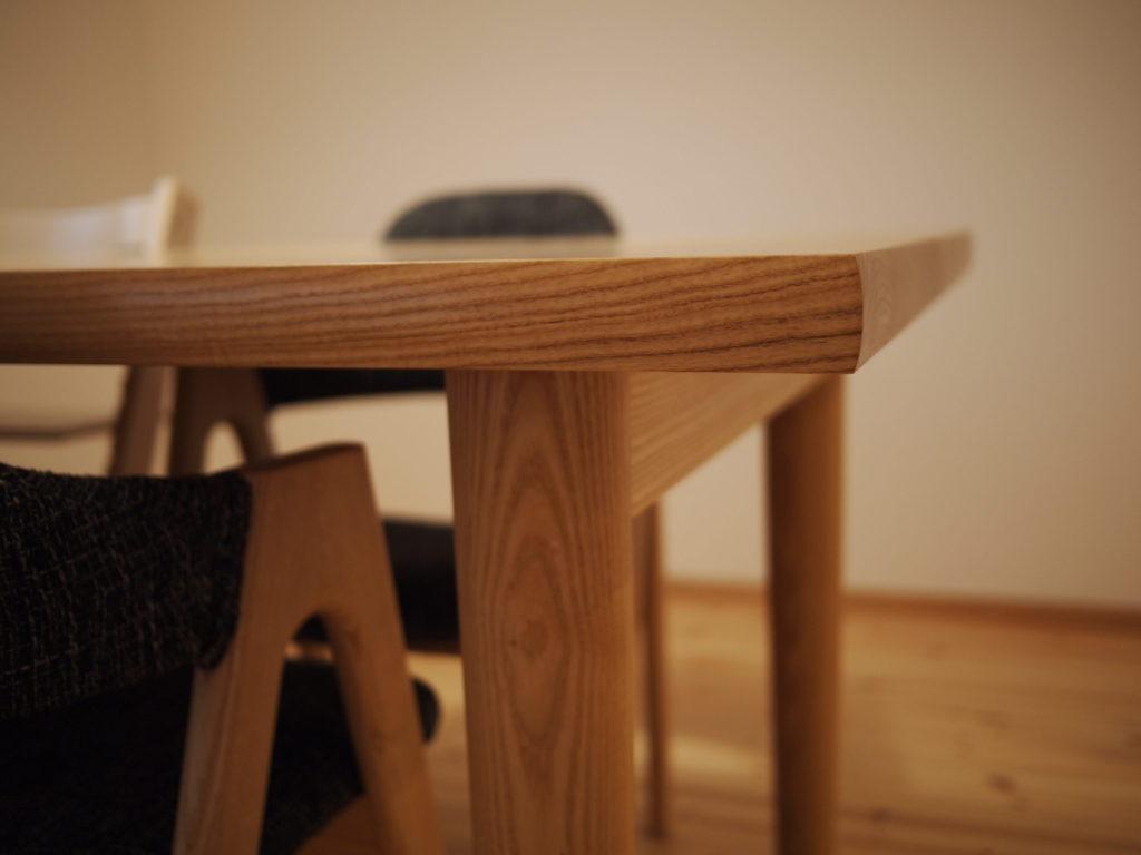 ホワイトアッシュ テーブル