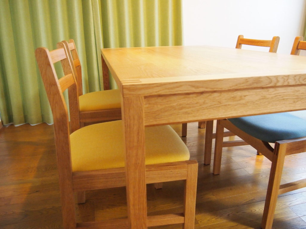 組み手テーブル なら