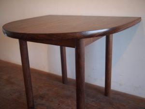 テーブル ウォルナット