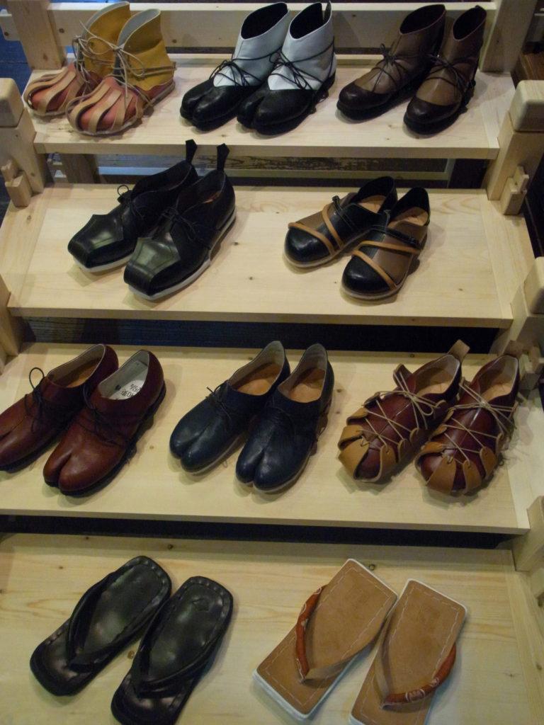 吉靴房 展示台
