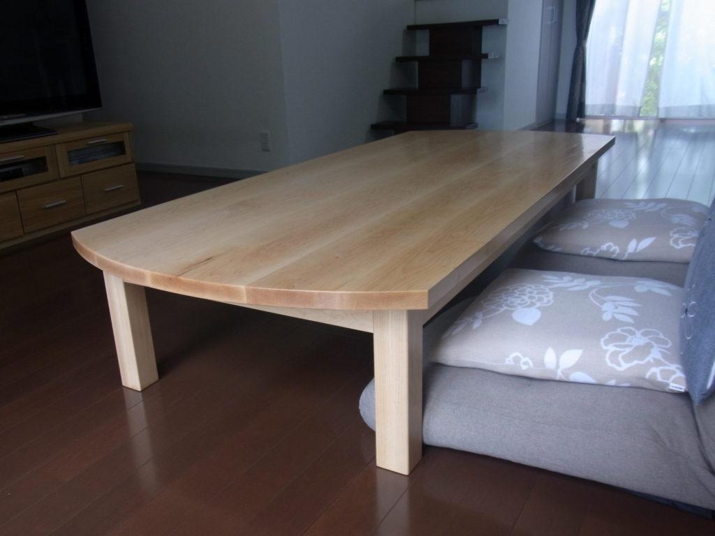 メイプル 座卓