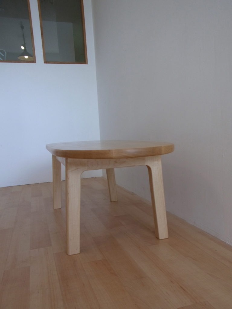 センターテーブル メープル
