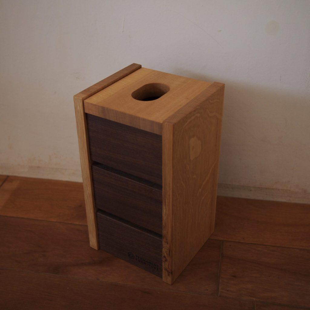 ゴミ箱 オーク