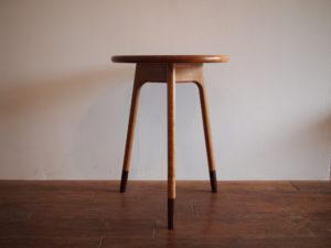 ティーテーブル 丸テーブル チェリー